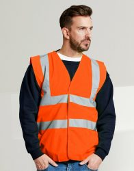 Ultimate 4-Band Safety Waistcoat
