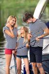Sailor/Vitorlás - Csíkos póló, felső (női, férfi, gyerek)