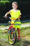 Láthatósági gyerek ruházat és kiegészítők