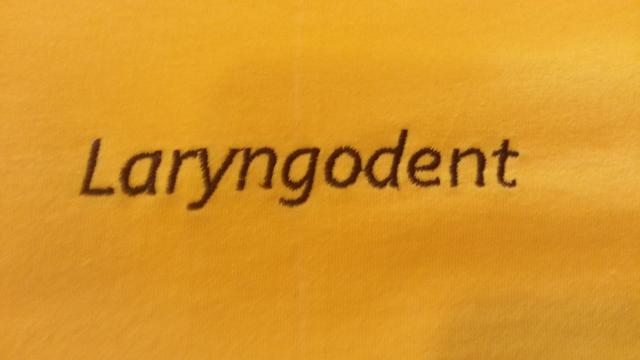 Laryingodent