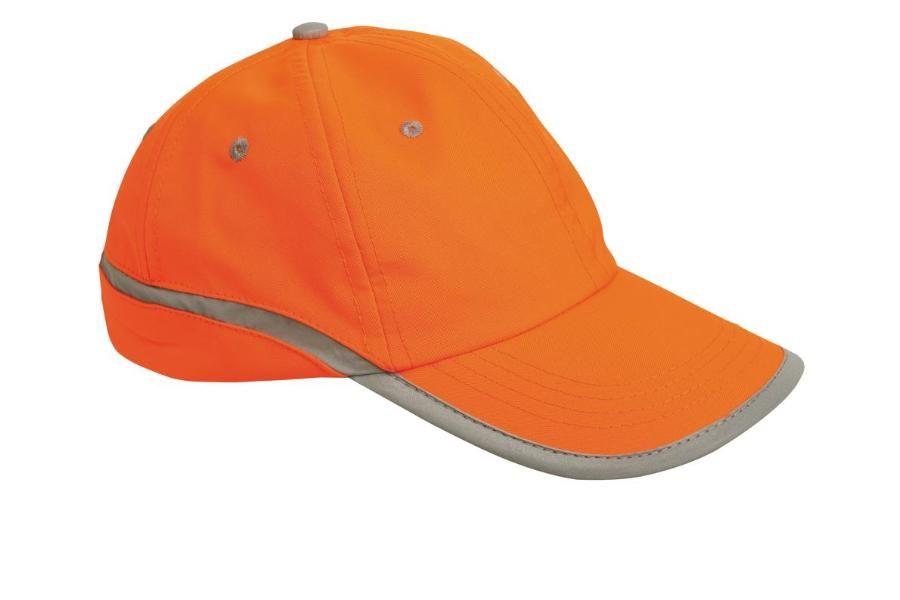 Cerva baseball sapka Tahr fluo narancssárga