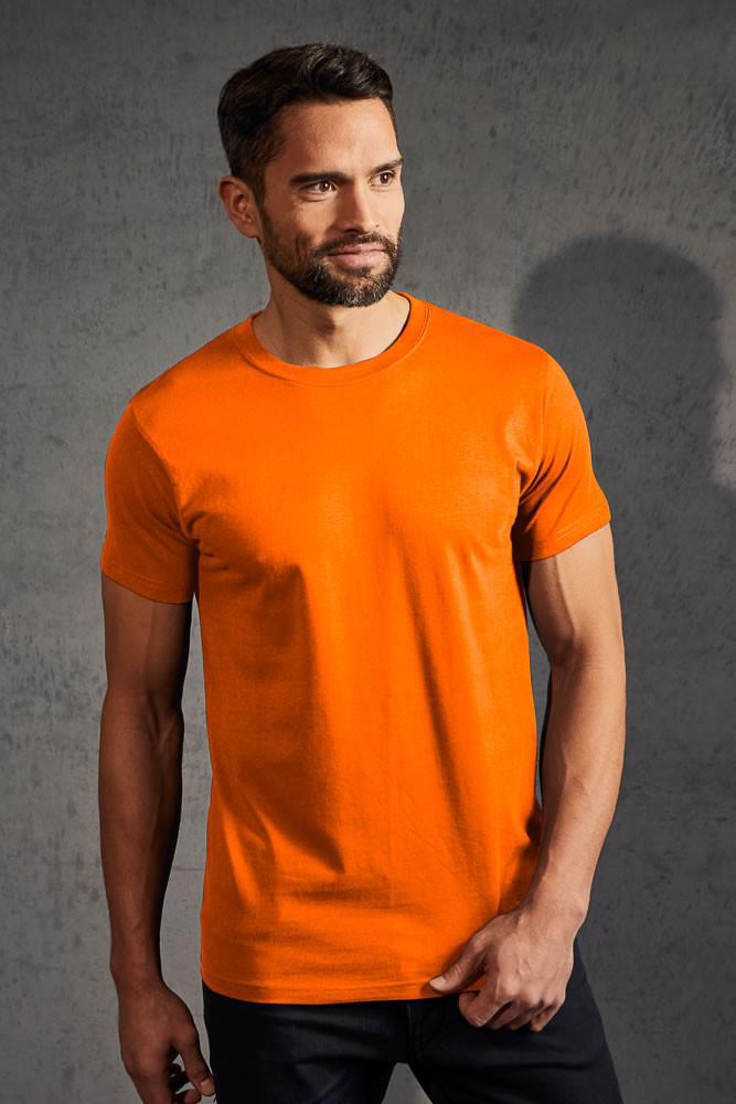 Promodoro póló Premium T 180 narancs