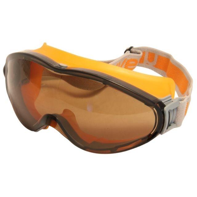 Uvex munkavédelmi szemüveg Ultrasonic barna