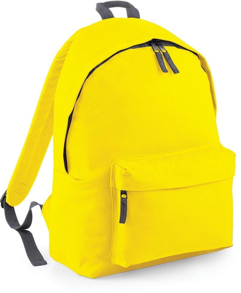 Bag Base hátizsák Original Fashion sárga-grafit