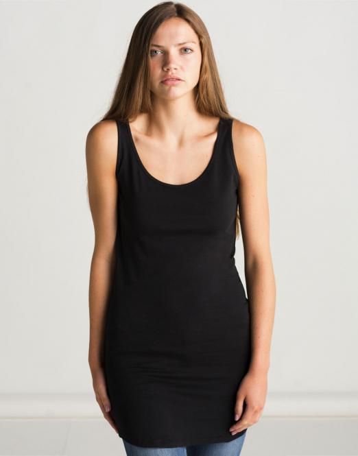 Mantis női ruha Curved Vest 150 fekete