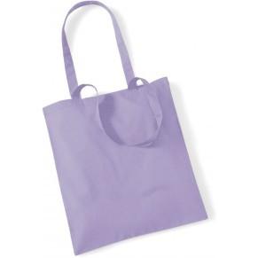 Westford Mill bevásárló táska Cotton 140 levendula
