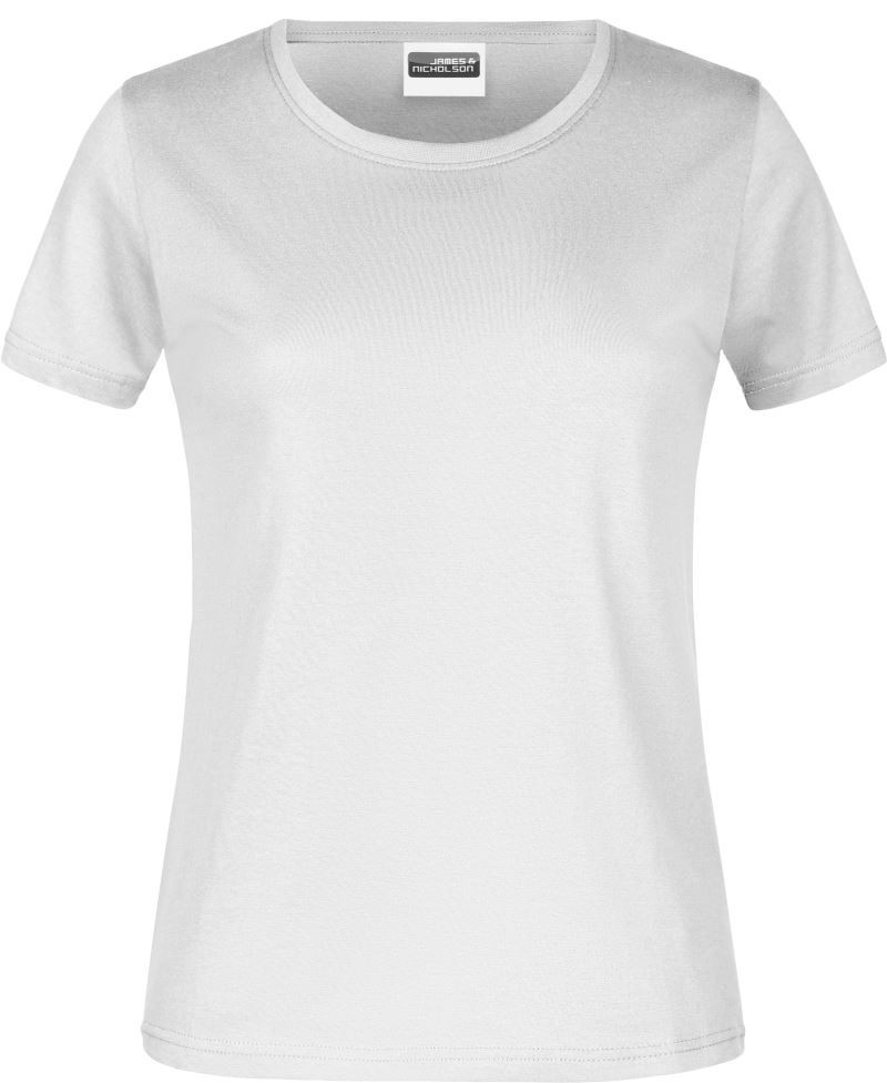 James&Nicholson női póló 150 fehér