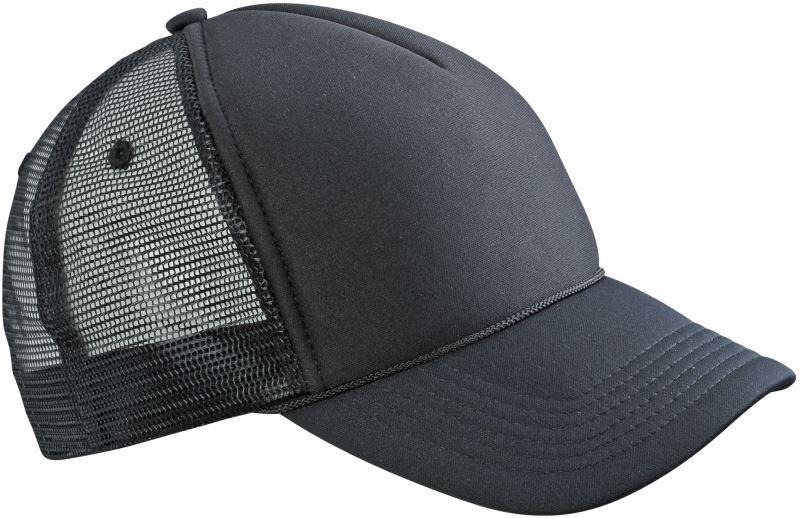 Myrtle Beach baseball sapka Retro Mesh 5P fekete-fekete
