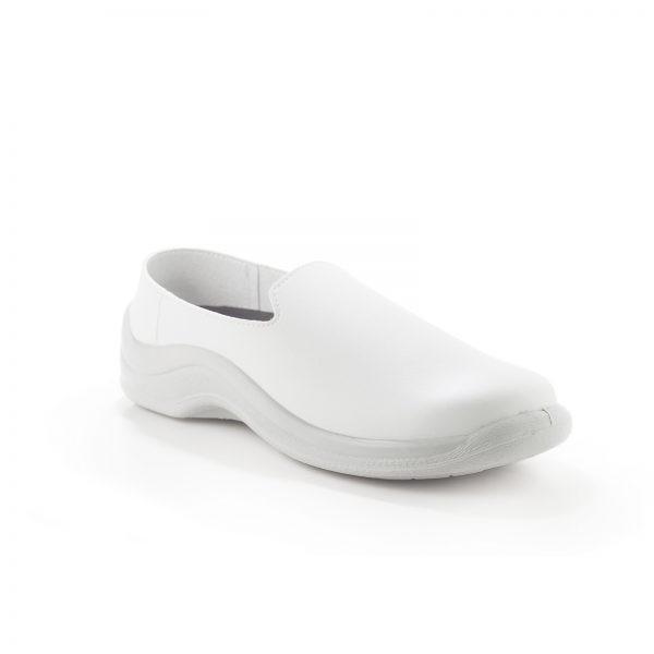 Codeor munkavédelmi cipő Mycodeor Slip On O2 fehér