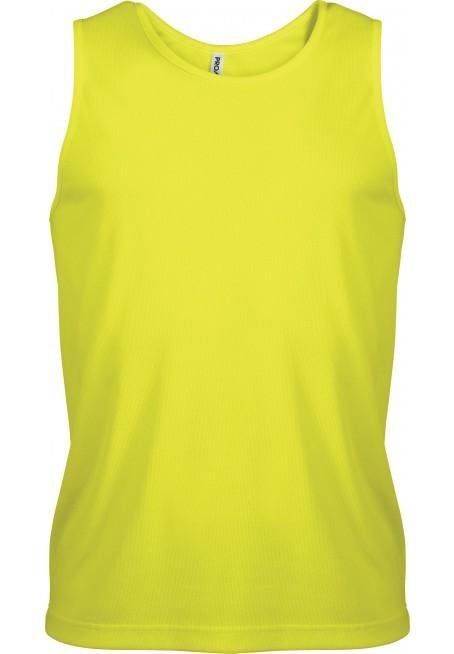 Kariban trikó Sport 140 fluo sárga