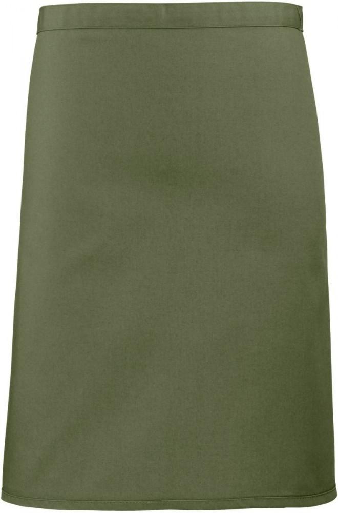 Premier derék kötény Colours 195 oliva