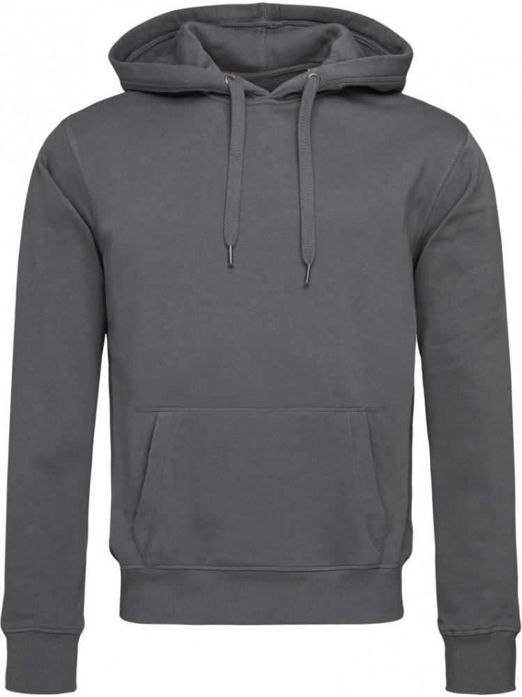 Active pulóver Sweat Hoody 270 palaszürke